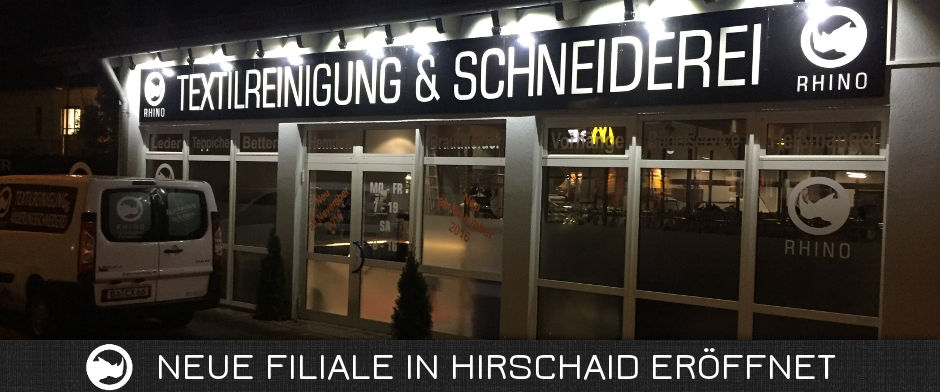 Neue Filiale in Hirschaid